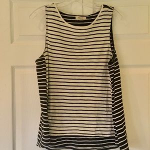 Madewell fun swing tank